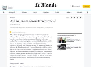 Antoinette Fouque Site Le Monde