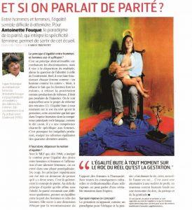 Antoinette Fouque philosophe-magasine
