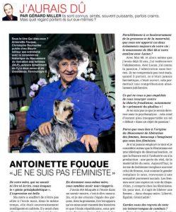 Antoinette Fouque la-vie