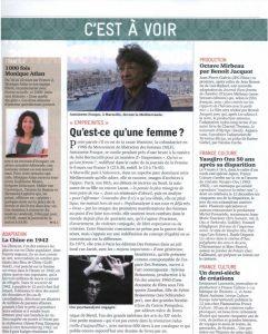 Antoinette Fouque livre-hebdo