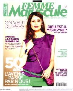 Antoinette Fouque Femme majuscule-couv
