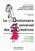 Antoinette Fouque biblio - le dictionnaire universelle des creatrices