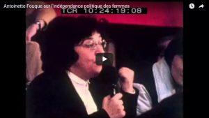 Antoinette Fouque lindependance-politique-femmes