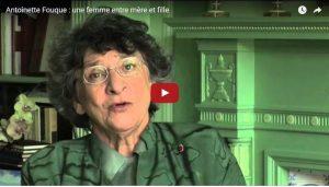 Antoinette Fouque video-une-femme-entre-mere-fille