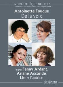 Antoinette Fouque fouque-antoinette-de-la-voix-livre-audio