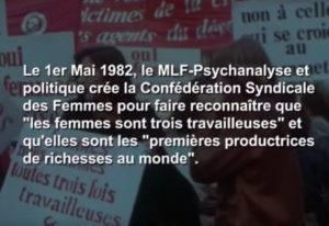 Antoinette Fouque La triple production des femmes